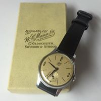 Mann jewellers started off as watch makers
